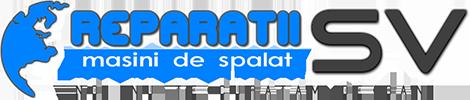 Logo Reparatii masini de spalat SV